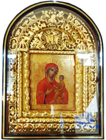 Икона Тихвинская