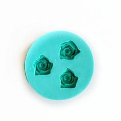 0568 Молд силиконовый Розы мелкие