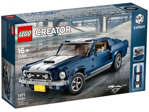 LEGO Creator: Форд Мустанг 10265 — Ford Mustang — Лего Креатор Создатель