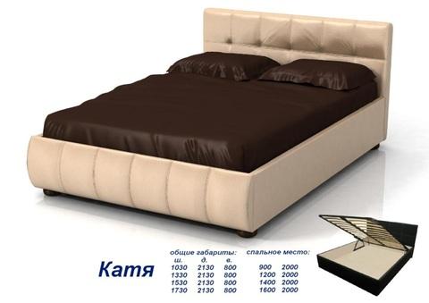 Кровать Интерьерная Катя