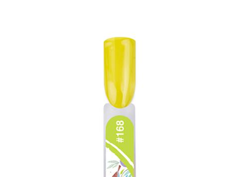 BF168-4 Гель-лак для покрытия ногтей. Flourish #168 Мимоза