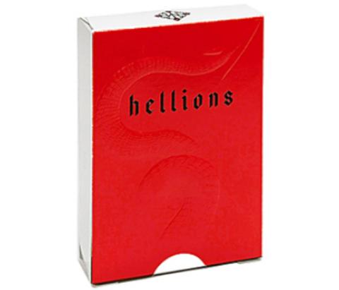 Карты Hellions V3 от Ellusionist