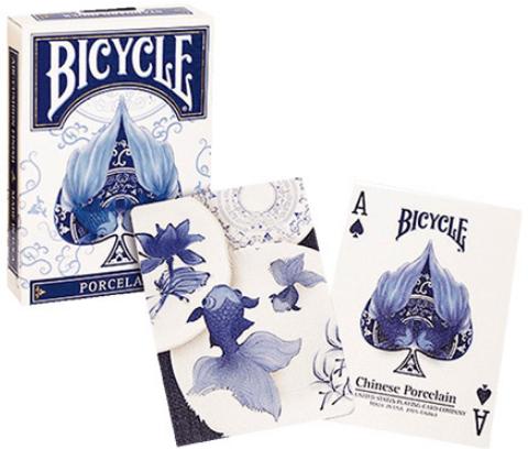 Карты Bicycle Porcelain (Фарфор)