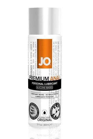 Анальный лубрикант на силиконовой основе JO Anal Premium - 60 мл.