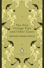 Five Orange Pips & Other Cases