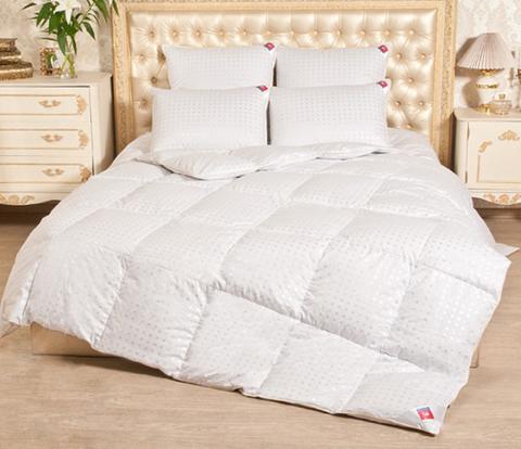 Одеяло пуховое зимнее Афродита 140х205