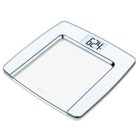 Весы напольные электронные Beurer (B-GS490) макс.180кг серебристый