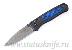Нож Benchmade BUGOUT 535-191 Gold Class Limited Munin Damasteel