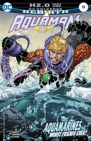 Aquaman #19 (2016)