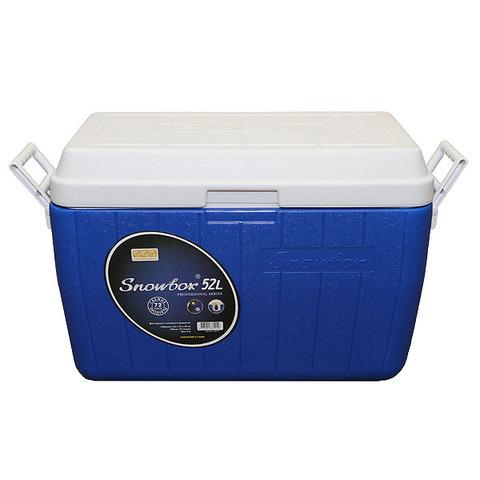 Изотермический контейнер (термобокс) Camping World Snowbox (52 л.), синий