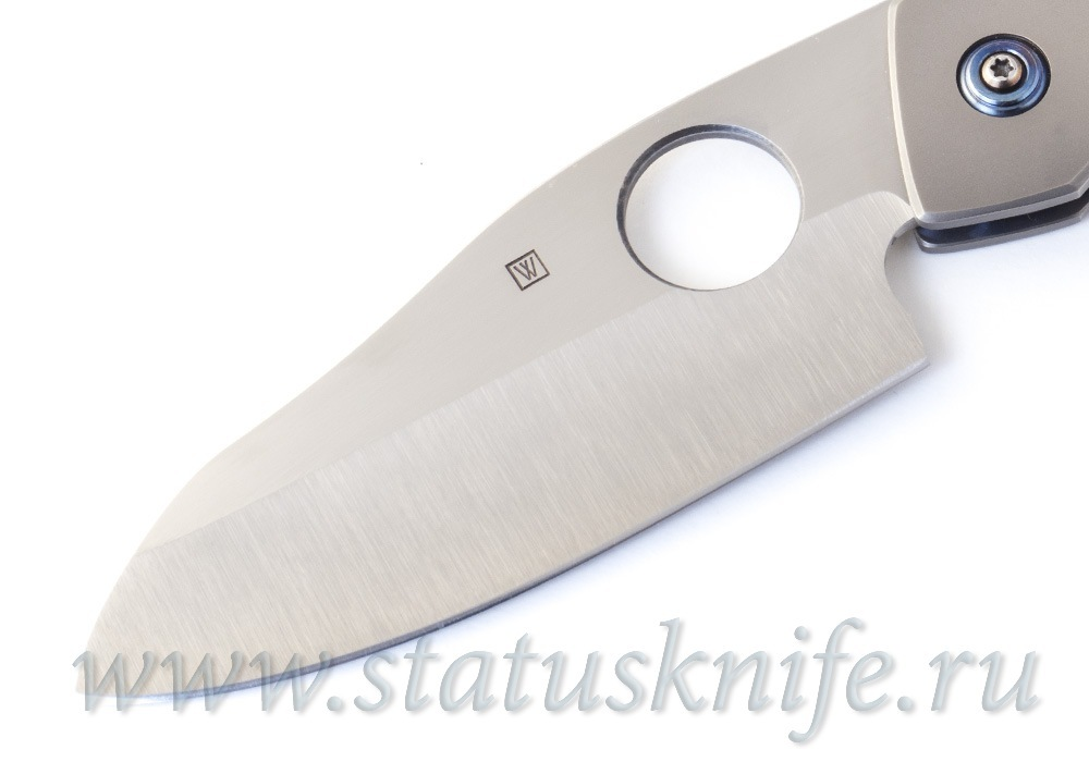 Нож Kevin Wilkins Custom Ryback Folding Kitchen - фотография