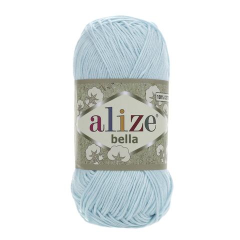 Пряжа Alize Bella 514 небесно-голубой