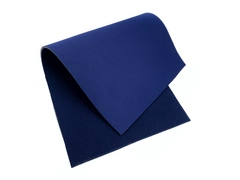 Бельевой поролон темно-синий 3 мм