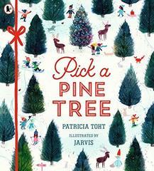 Pick a Pine Tree (PB) illustr.