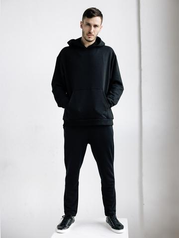 Костюм: худи, брюки