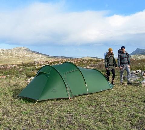 Палатка туристическая Naturehike Opalus 2 15D