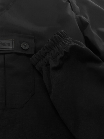 Утепленные штаны карго с манжетами