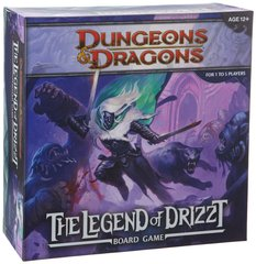 D&D – Legend of Drizzt Board Game / Легенда о Дриззте