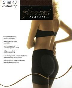 Колготки Filodoro Classic Slim Control Top 40