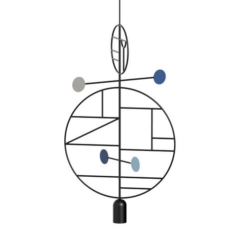 Подвесной светильник копия Lines & Dots LDS11 by Home Adventures