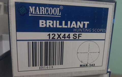 MARCOOL BRILLIANT 12x44 SF MAR-143 (#HY1618)