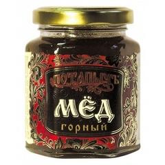 Мёд натуральный ПОТАПЫЧЪ горный [ст/бан 250г*12]