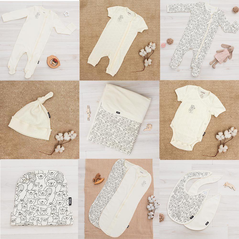 Коллекция «Летняя ваниль», сет из 11 предметов