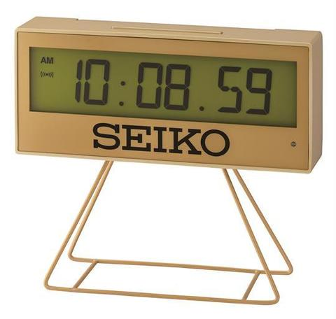 Настольные часы -будильник Seiko QHL084GN