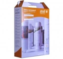 Набор фильтрэлементов №203(A560,A-560E,Em,Ep,A-575,E,Em,Ep, A-550)