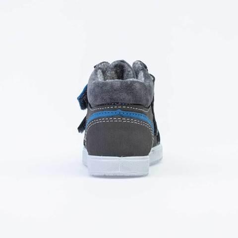 Ботинки, черно-синие, Котофей  (ТРК ГагаринПарк)