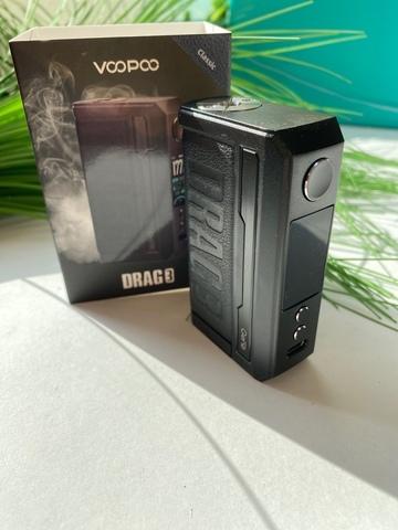 Батарейный мод  Drag 3 by Voopoo