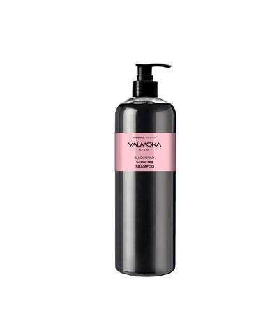 Шампунь для волос VALMONA Powerful Solution Black Peony Seoritae Shampoo (против выпадения, снимает воспаление, увлажнение, мягкость) 480мл