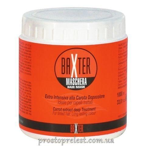 Punti di Vista Baxter Carrot Treatment Hair Mask - Маска лечебная для окрашенных волос с бета-каротином