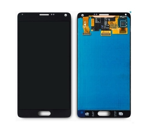 LCD SAMSUNG Note 4 N910H + Touch Gray Orig
