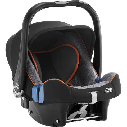 Автокресло Britax Roemer Baby Safe Plus SHR II Black Marble