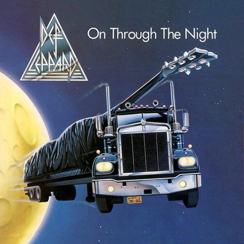 Def Leppard / On Through The Night (CD)