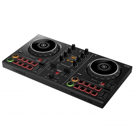 PIONEER DDJ-200 двухканальный контроллер для rekordbox dj
