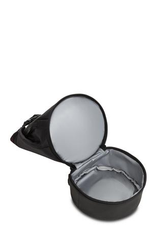Термосумка Swissgear (5 л.), 17х17x37 см, черная