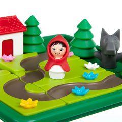 Логическая игра Красная Шапочка и серый волк, Bondibon