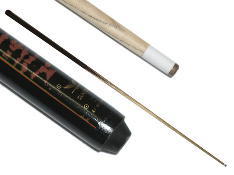 Кий бильярдный для американского бильярда. Длина 145 см, 12 мм: ST047, 145-12#