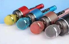Микрофон Q008 черный