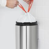 Ведро для мусора с крышкой SLIDE (5л), артикул 477546, производитель - Brabantia, фото 12