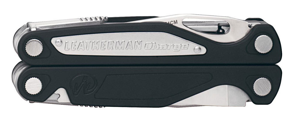 Мультитул Leatherman Charge AL, 17 функций, кожаный чехол (подарочная упаковка)