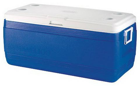 Изотермический контейнер (термобокс) Coleman 150 (143 л.), синий