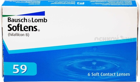 SofLens 59 6 линз BC 8.6
