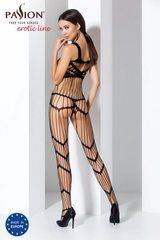 Супер эротичная сеть на тело (058) черная
