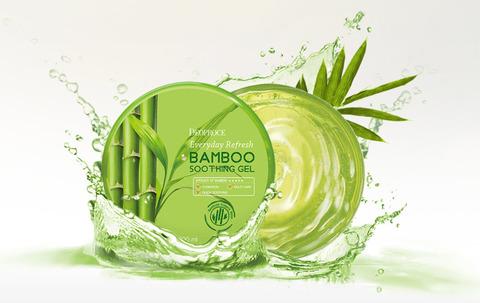 Гель для тела бамбук 300мл
