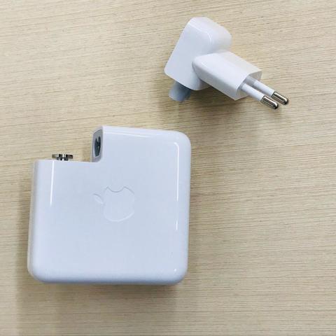 Сетевая зарядка Apple MagSafe 61w