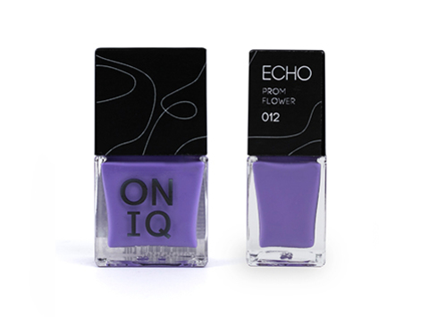 ONIQ  Лак для стемпинга. Echo: Prom Flower 012