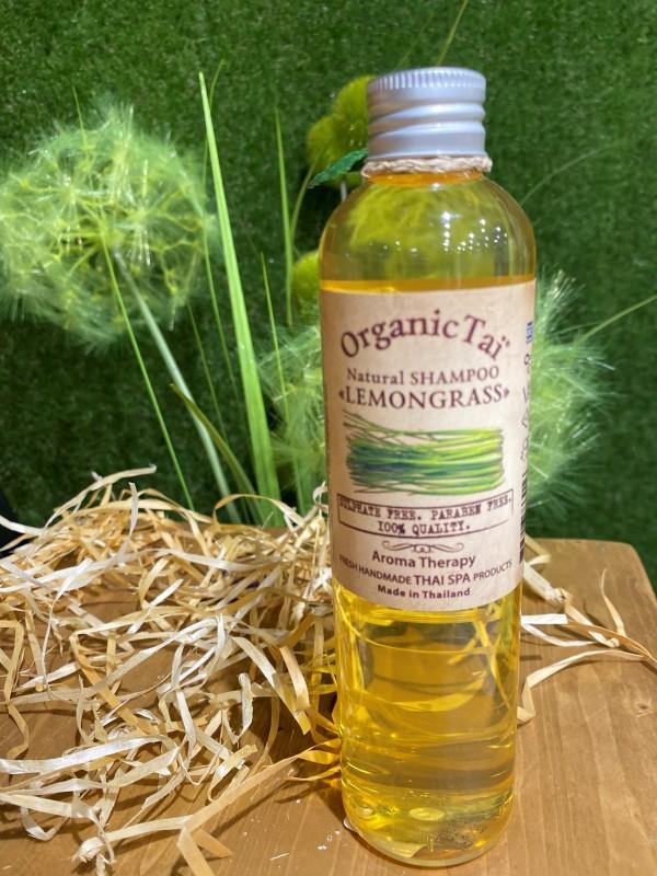 Шампунь натуральный Лемонграсс Organic Tai 260мл Таиланд